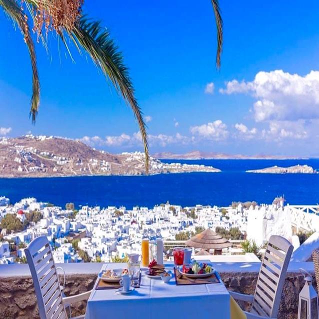 Mykonos greek holidays