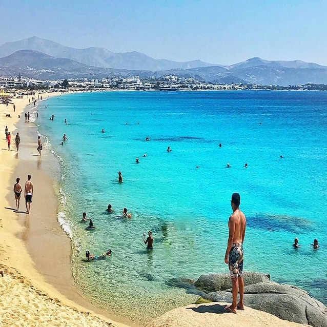 agios prokopios naxos greek holidays