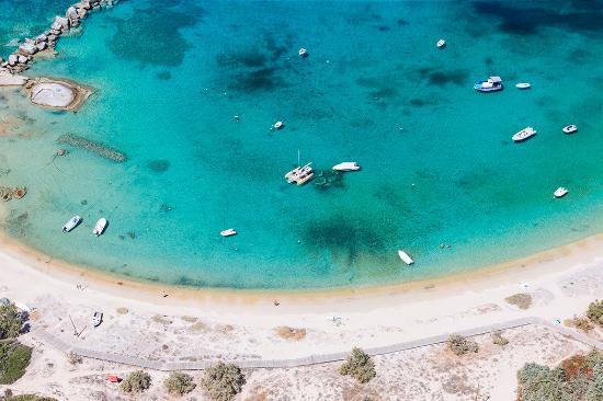 Greek Holidays Naxos Ag. Anna