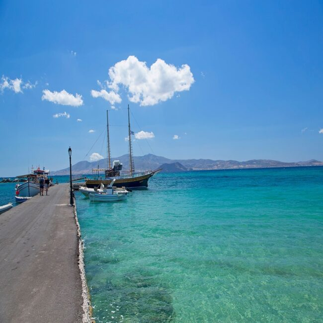 Greek Holidays Naxos Agia Anna 1
