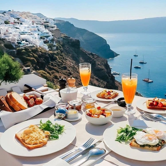 Greek Holidays Santorini