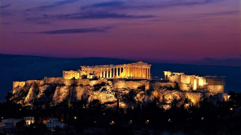 Revelion Atena Grecia