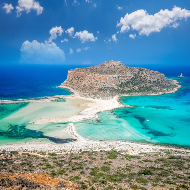 greek holidays creta balos lagoon