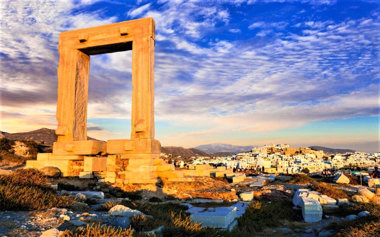 greek holidays in Naxos