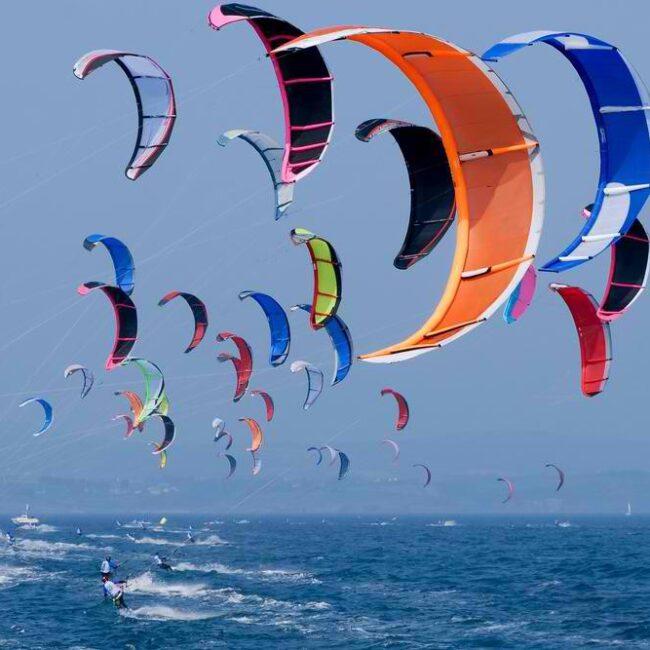 kitesurfing paros greek hlidays