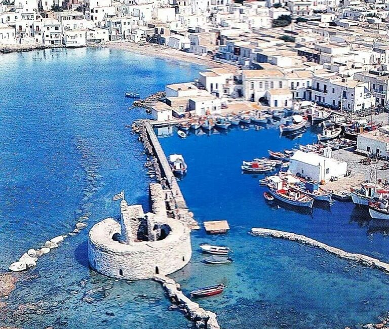 naoussa paros greek holidays