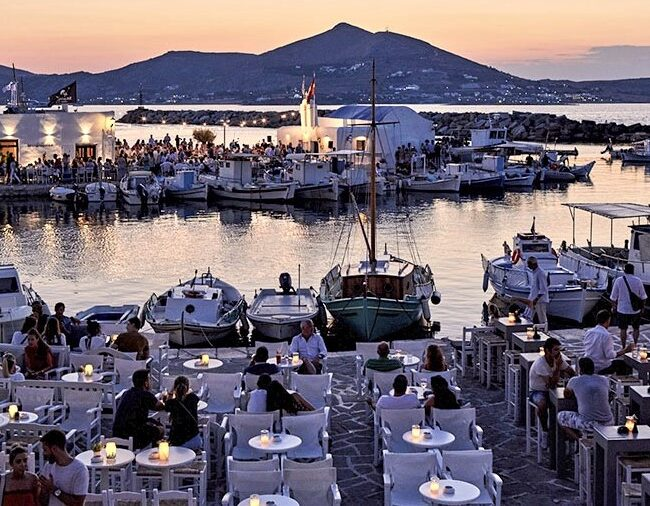 paros-greek holidays