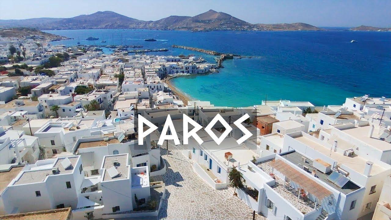 paros greek holidays