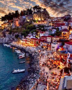 vacante in grecia - greek holidays