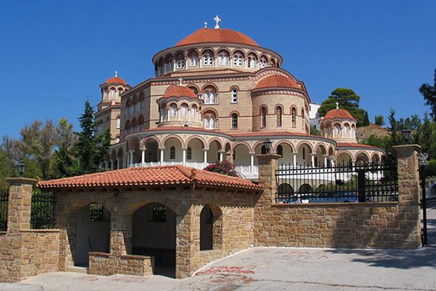 Pelerinaj la Sfantul Nectarie - Grecia - Plecare din Bucuresti 07.11.2021 (2)